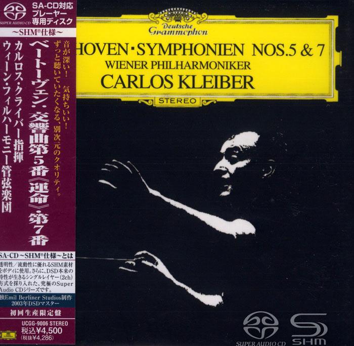 Symphonien Noc. 5 & 7